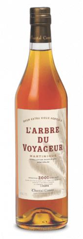 Rhum L'Arbre du Voyageur Réserve Spéciale 2001 45,5%