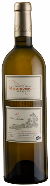 Château Tour de Mirambeau Cuvée Passion blanc 2009