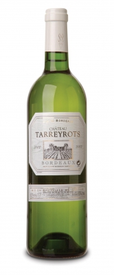 Château Tarreyrots blanc 2010
