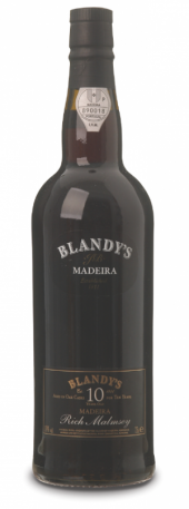 10 Years Old Malmsey Rich