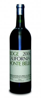 Ridge Monte Bello 2008