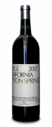Ridge Zinfandel Lytton Springs 2009