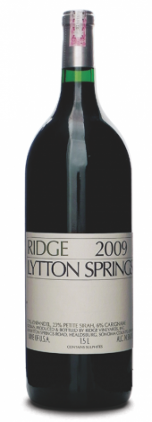 Ridge Zinfandel Lytton Springs 2009 - Magnum
