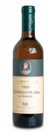 Vigna Al Poggio Chardonnay 2010  - meia gfa.