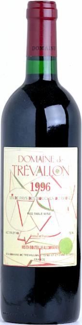 Domaine de Trevallon 2008