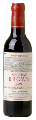Château Brown rouge 2009  - meia gfa.
