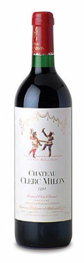 Château Clerc-Milon-Rothschild 2009