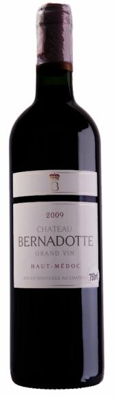 Château Bernadotte 2009