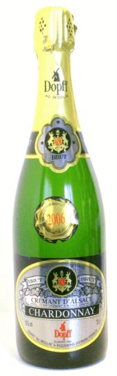 Crémant d'Alsace Chardonnay Brut 2009