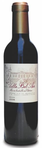 Château Villa Bel Air 2006  - meia gfa.