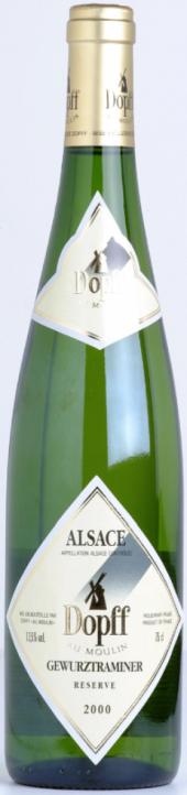 Gewürztraminer Reserve 2011