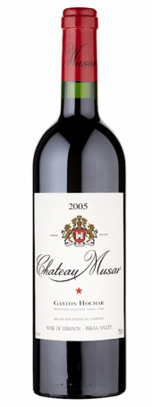 Château Musar rouge 2004