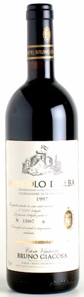 Nebbiolo d'Alba Valmaggiore di Vezza 2010