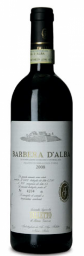 Barbera d'Alba Falletto 2010