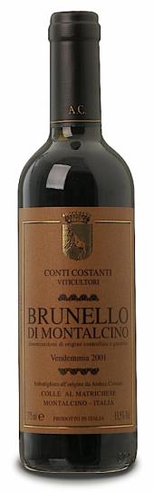 Brunello di Montalcino 2007  - meia gfa.