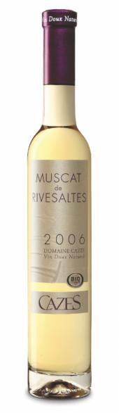 Muscat de Rivesaltes 2008  - meia gfa.