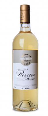 Bordeaux Réserve Speciale blanc 2011