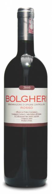 Bolgheri rosso 2010