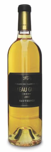 Château Guiraud Sauternes 2009