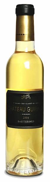 Château Guiraud Sauternes 2009 - meia gfa.