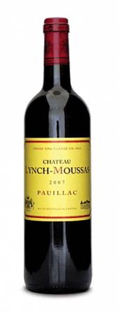 Château Lynch Moussas 2009