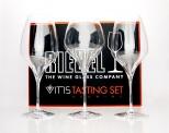 Conjunto de taças Vitis red wine tasting