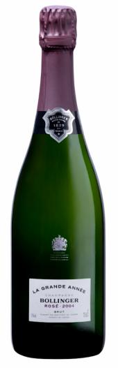 Champagne Bollinger Grande Année Rosé Vintage 2004