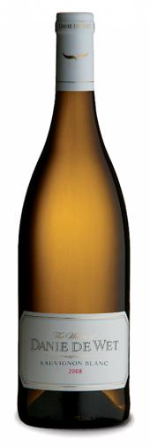 Danie de Wet Sauvignon Blanc 2012