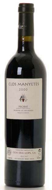 Clos Manyetes 2010