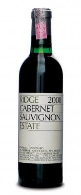 Ridge Cabernet Sauvignon 2009  - meia gfa.