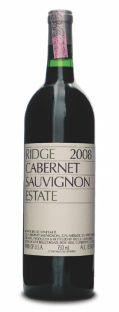 Ridge Cabernet Sauvignon Estate 2009