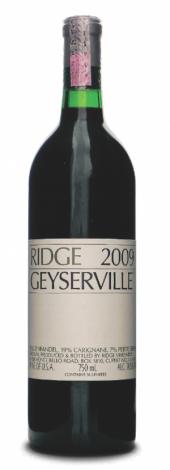 Ridge Zinfandel Geyserville 2010