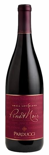Pinot Noir Parducci 2011