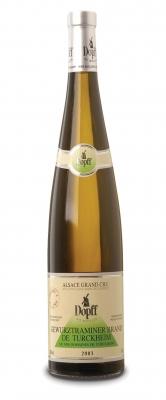 Gewürztraminer Brand de Turckheim Grand Cru 2010