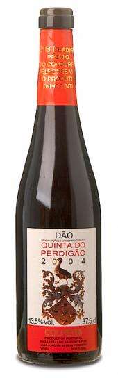 Quinta do Perdigão Colheita 2008  - meia gfa.