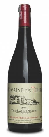 Domaine des Tours Vin de Pays de Vaucluse 2009