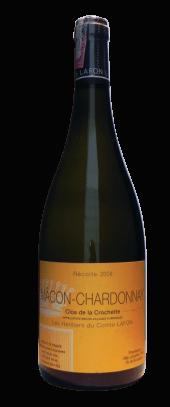 Mâcon Chardonnay Clos de la Crochette 2011