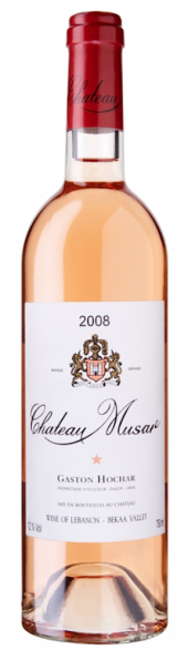 Château Musar Cuvée Rosé 2008