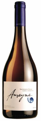 Amayna Sauvignon Blanc Barrel Fermented 2009