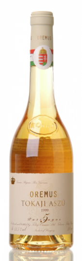 Tokaji Aszú 5 Puttonyos 2005  - 500 ml