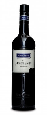 Church Block Cabernet Sauvignon Shiraz Merlot 2011