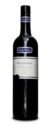 Woodhenge Shiraz 2011
