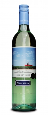 Scrubby Rise Sauvignon Blanc Sémillon Viognier 2012