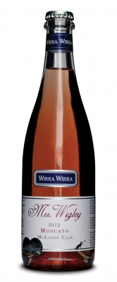 Mrs Wigley Moscato 2012  - 500 ml