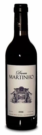 Dom Martinho tinto 2009  - meia gfa.