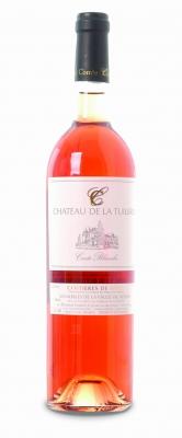 Château de la Tuilerie Syrah rosé  2012
