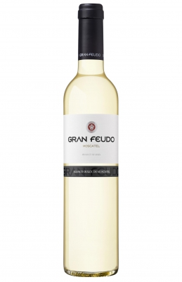 Gran Feudo Blanco Dulce Natural 2011  - 500 ml