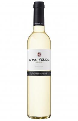 Gran Feudo Blanco Dulce Natural 2011  - 500 ml