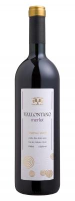 Vallontano Reserva Merlot 2008