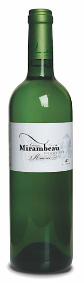 Château Tour de Mirambeau Cuvée Passion blanc 2010